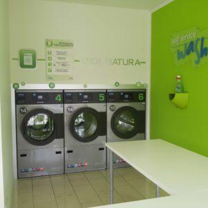 Lavanderia Self Service Wash ad Albignasego (PD)
