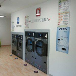 Lavanderia Self Service Wash a Cervarezza Terme, Località Busana (RE)