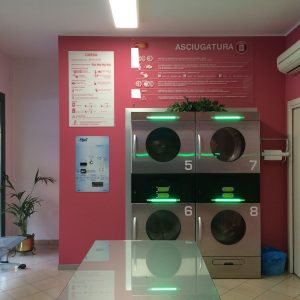 Lavanderia Self Service Wash a Conselve (PD)