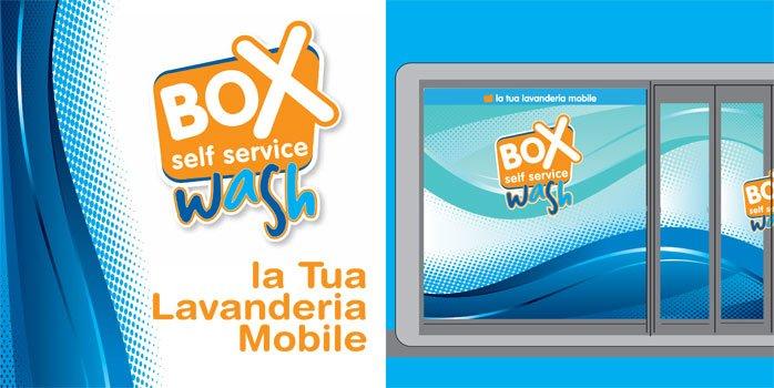 Lavanderia mobile X-Box