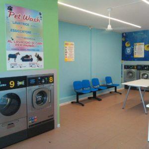 Lavanderia Self Service Wash a Località Rettorgole di Coldogno (VI)