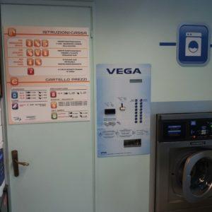 Lavanderia Self Service Wash a Merlengo di Ponzano (TV)