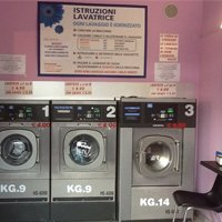 Lavanderia Selfservice Wash Sunlandry a Portogaribaldi (FE)