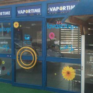 "Lavanderia Selfservice Wash ""Vaportime"" a Verona"