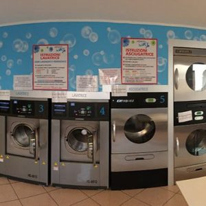 Lavanderia Self Service Wash Drò